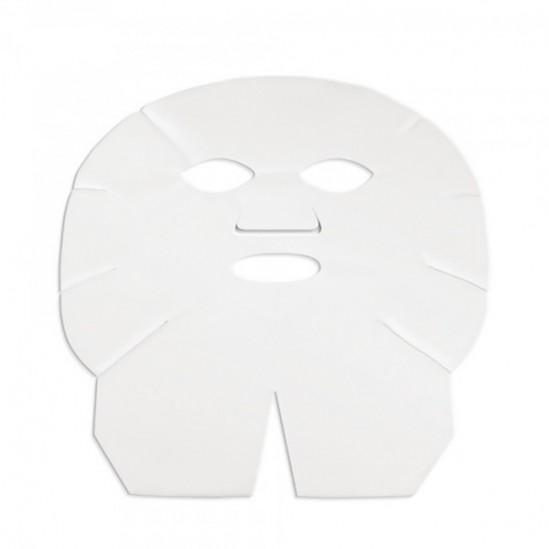 Βαμβακερές καλλυντικές μάσκες για πρόσωπο και λαιμό - PM028 για μία χρήση