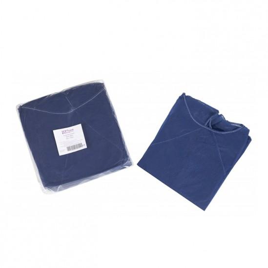 Επαναχρησιμοποιήσιμη μπλε ιατρική ποδιά Softcare
