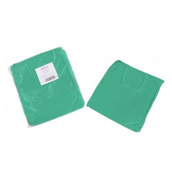 Επαναχρησιμοποιήσιμη πράσινη ιατρική ποδιά Softcare