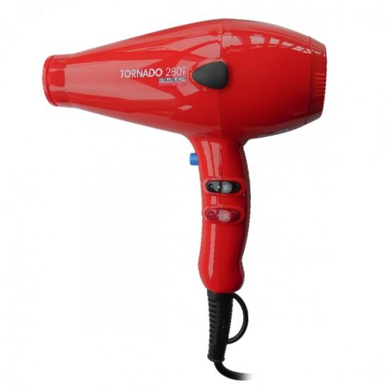 Πιστολάκι για τα μαλλιά STHAUER Tornado 280T - Κόκκινο