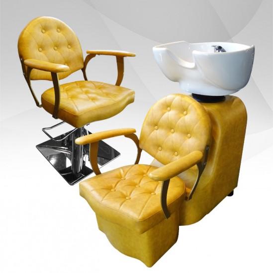 Πολυτελή κομμωτικής μοντέλο καρέκλα A306