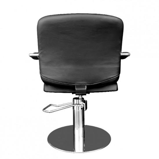 Καρέκλα κομμωτηρίου, 334 - μαύρη
