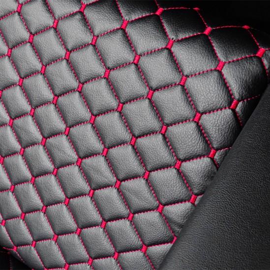 Λουτήρα κομμωτηρίου με κομψή κόκκινη ραφή M402