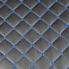 Λουτήρα κομμωτηρίου με κομψές μπλε ραφές M402