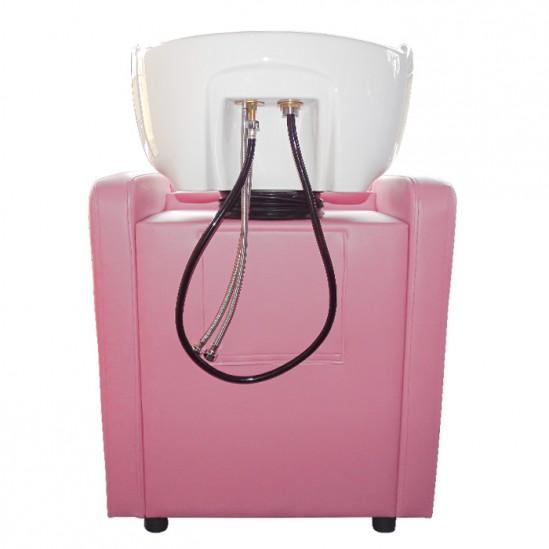 Λουτήρα κομμωτηρίου M708 - ροζ