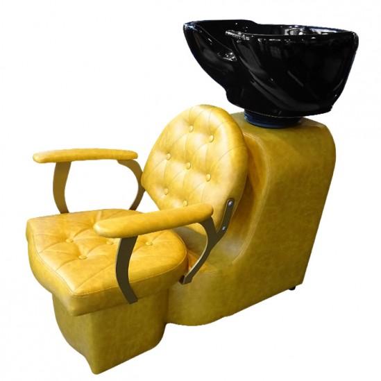 Κομψό πακέτο κομμωτηρίου Yellow