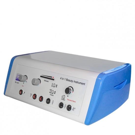 Πολυλειτουργική καλλυντική συσκευή RU-401, 4 σε 1