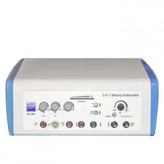 Πολυλειτουργική καλλυντική συσκευή RU-402, 5 σε 1