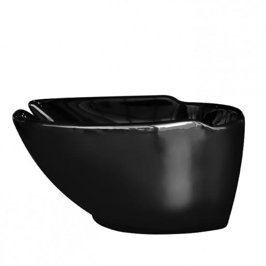 Νεροχύτης για λουτήρα κομμωτηρίου σε μαύρο - DM3