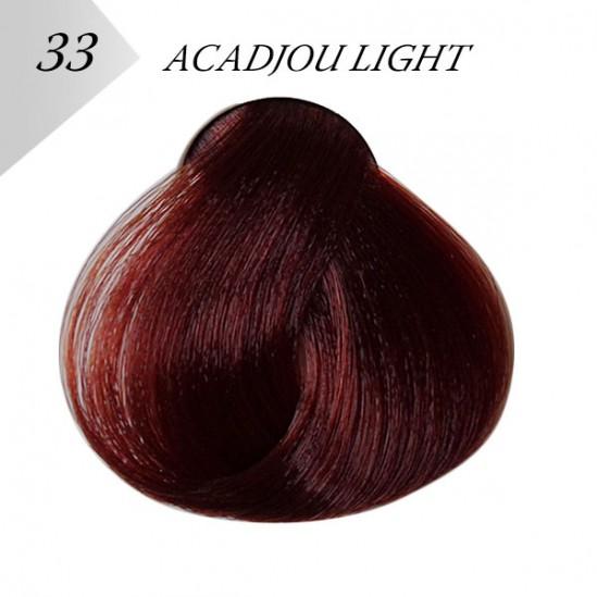 ΒΑΦΗ ΜΑΛΛΙΩΝ- ACAJOU LIGHT , №33 -LONDESSA