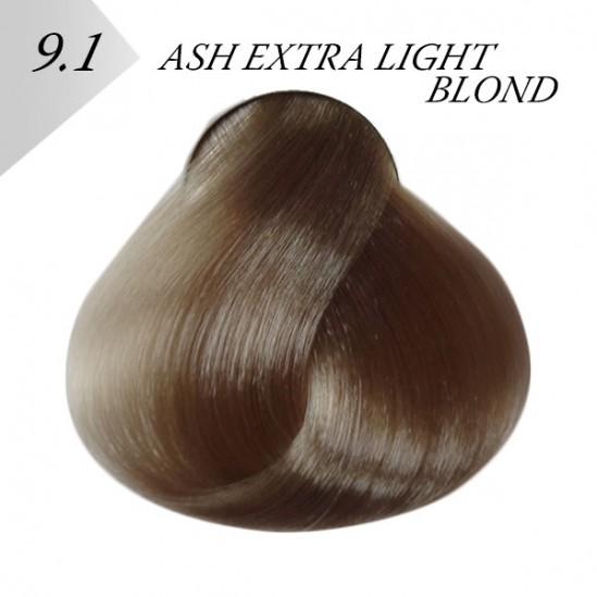 ΒΑΦΗ ΜΑΛΛΙΩΝ - ASH EXTRA LIGHT BLOND, №9.1 - LONDESSA