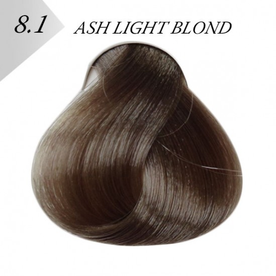 ΒΑΦΗ ΜΑΛΛΙΩΝ - ASH LIGHT BLOND, №8.1 -LONDESSA