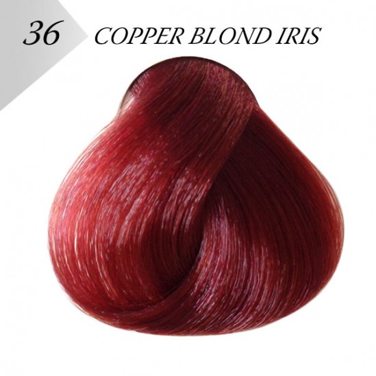 ΒΑΦΗ ΜΑΛΛΙΩΝ - BLOND COPPER IRIS, №36 -LONDESSA