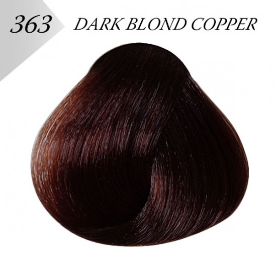 ΒΑΦΗ ΜΑΛΛΙΩΝ - DARK BLOND COPPER, №363 -LONDESSA