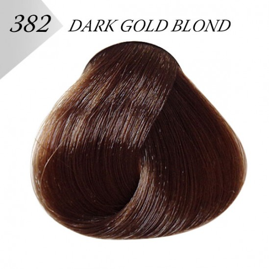 ΒΑΦΗ ΜΑΛΛΙΩΝ - DARK GOLD BLOND, №382 - LONDESSA