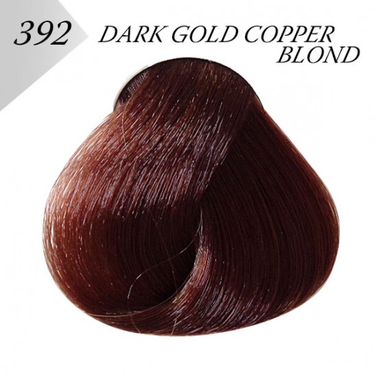 ΒΑΦΗ ΜΑΛΛΙΩΝ - DARK GOLD COPPER BLOND, №392 - LONDESSA