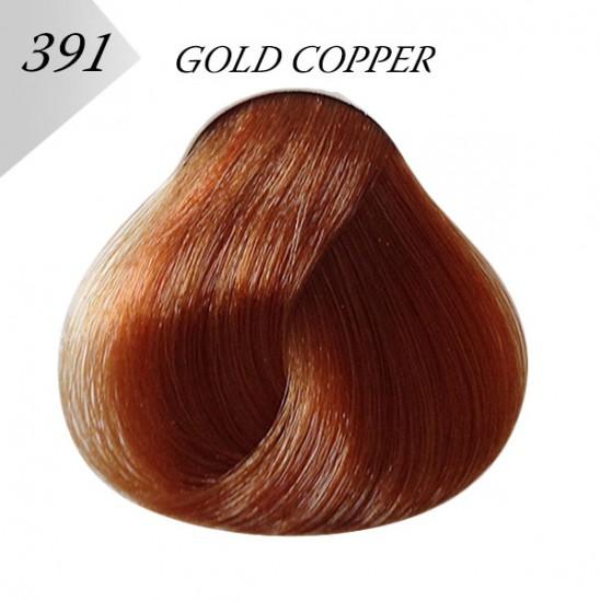 ΒΑΦΗ ΜΑΛΛΙΩΝ - GOLD COPPER, №391 - LONDESSA