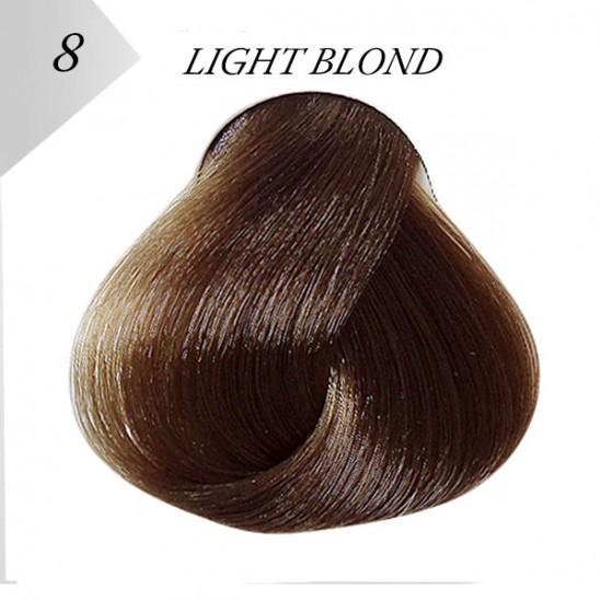 ΒΑΦΗ ΜΑΛΛΙΩΝ - LIGHT BLOND, №8 - LONDESSA