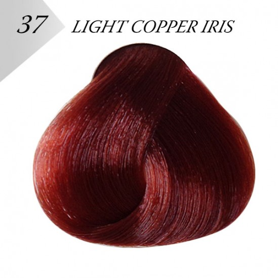 ΒΑΦΗ ΜΑΛΛΙΩΝ - LIGHT COPPER IRIS, №37 -LONDESSA