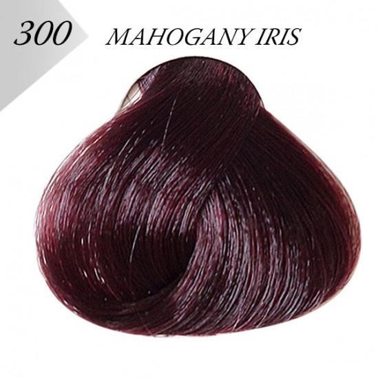 ΒΑΦΗ ΜΑΛΛΙΩΝ - MAHOGANY IRIS , №300 -LONDESSA