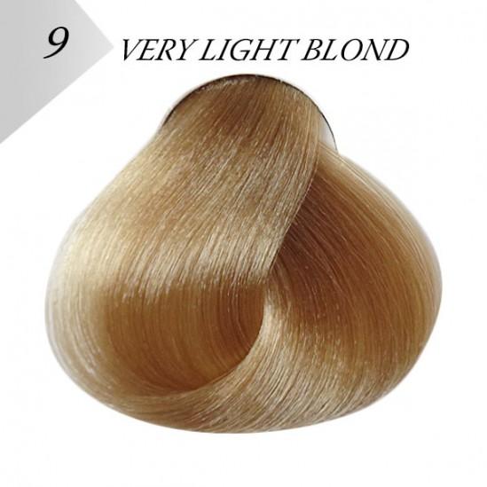ΒΑΦΗ ΜΑΛΛΙΩΝ  -  LIGHT BLOND, №9 -LONDESSA