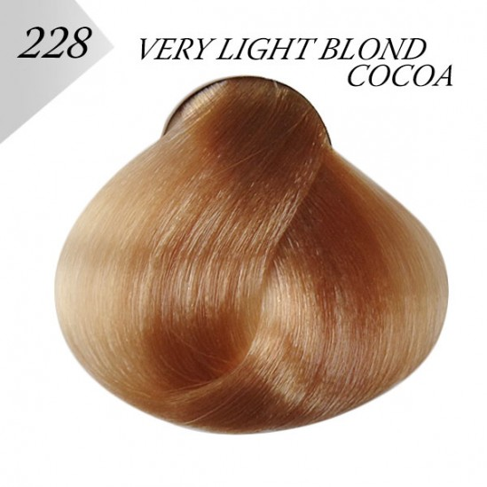 ΒΑΦΗ ΜΑΛΛΙΩΝ - VERY LIGHT BLOND COCOA, №228 -LONDESSA