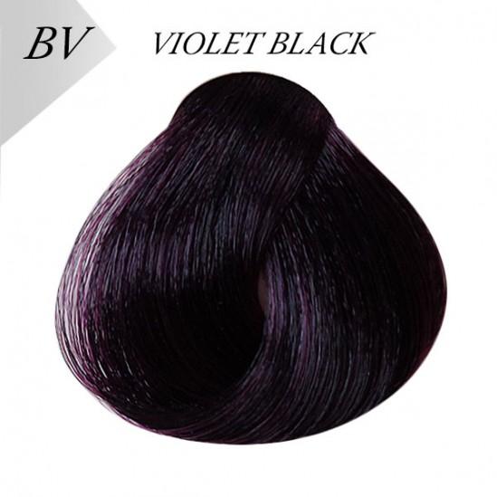ΒΑΦΗ ΜΑΛΛΙΩΝ - VIOLET BLACK, № BV -LONDESSA